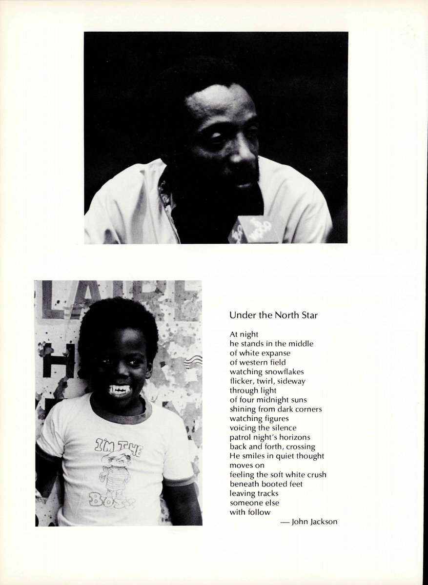 test Twitter Media - The Olla Podrida were rarely typical college year books. The 1976 edition of the Olla Podrida was a fascinating portrait of the particular state of America at the time. It is full of poems critical & commenting on the state of the nation and the campus #WesArchives #OllaPodridas https://t.co/Ge7wx0hrtk