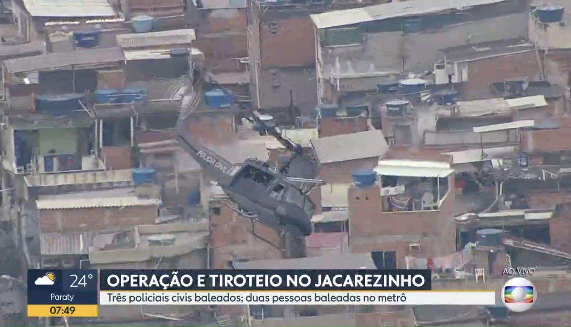 """El Druso on Twitter: """"🇧🇷 25 muertos (entre ellos 1 policía) murieron en  una operación de la policía en la favela de Jacarezinho, norte de Río de  Janeiro. https://t.co/AB8AQSl7sR"""" / Twitter"""