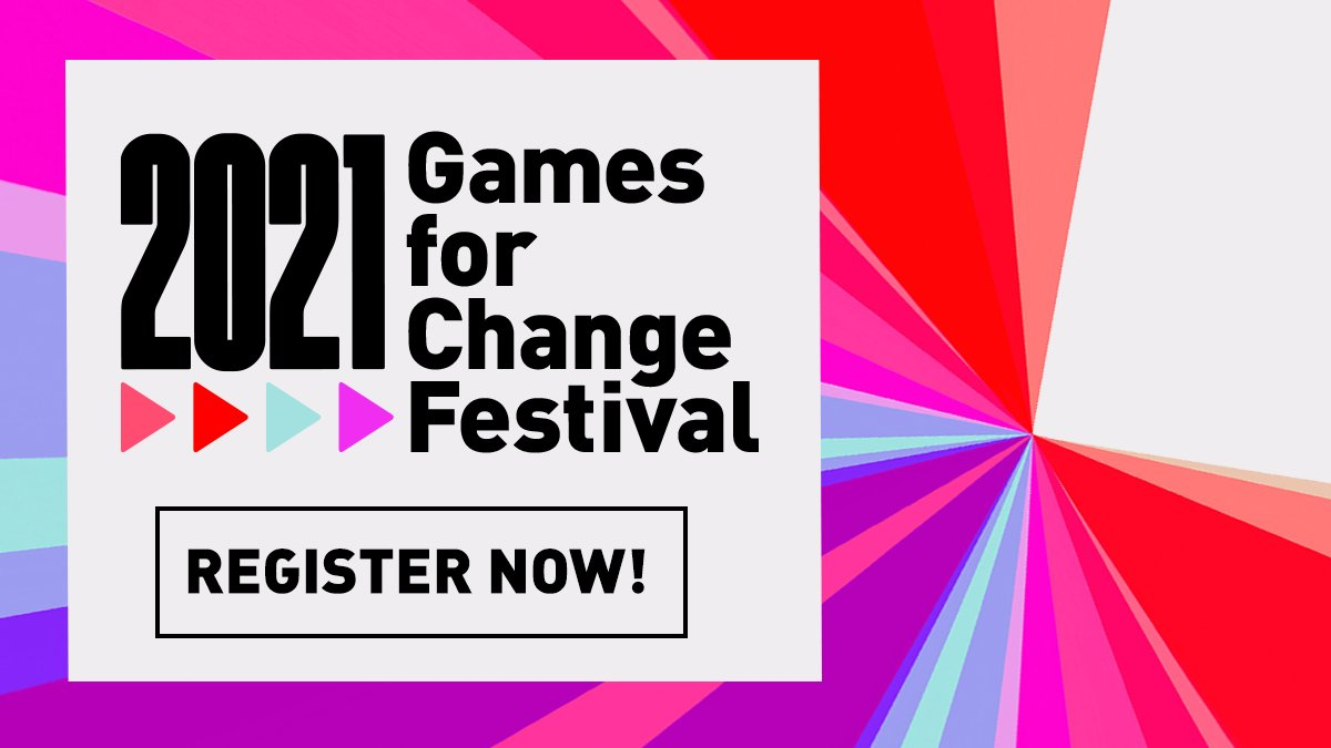 Registration for #G4C2021 is now open!   Join the free virtual festival July 12-14 to celebrate the power of games and immersive media to connect us, provide new pathways for learning, help with physical and mental health, and more.  Register now 👉 https://t.co/VngQNmEBP5 https://t.co/oOVLfMgFyp