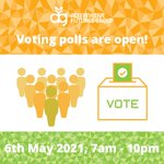 Image for the Tweet beginning: 📆📥📝 Voting polls are now