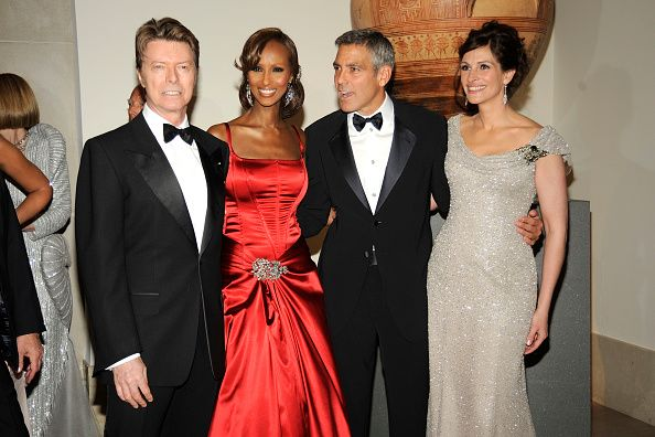 Happy 60th Birthday George Clooney! Billy Farrell/Patrick McMullan May 5, 2008 The Metropolitan Museum of Art NYC
