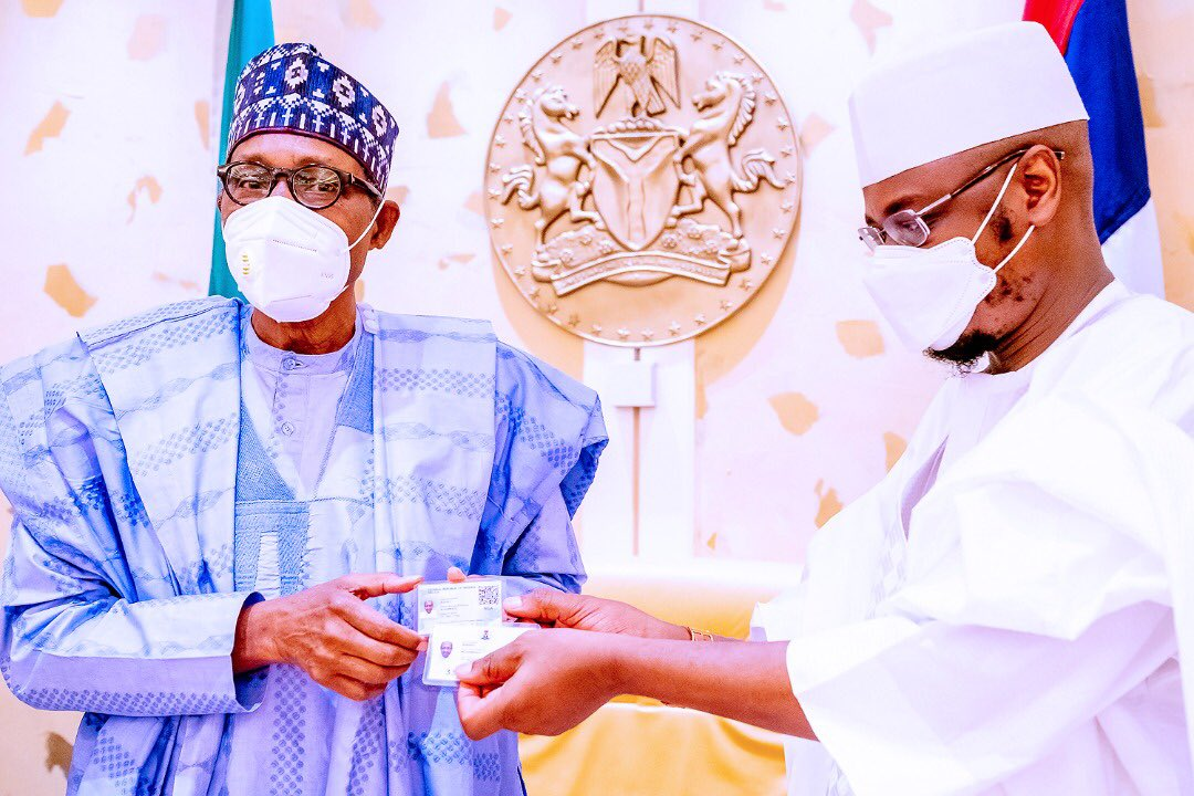 NIN-SIM Linkage Will Guarantee Success Of War Against Insecurity – President Buhari
