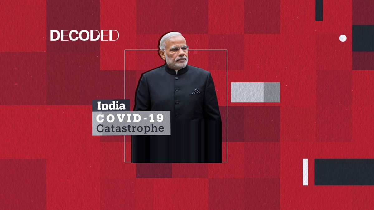 at least 4000 dead reported in India due to #COVID19 - the catastrophe in the world's largest democracy decoded , #CovidIndia https://t.co/BF3slMj4wE