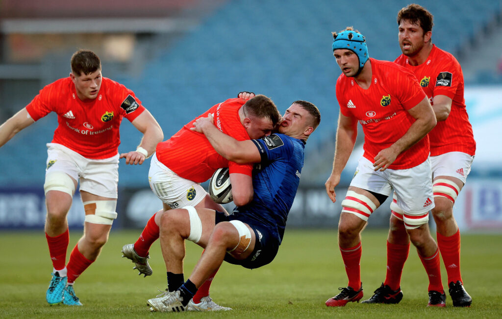 David Kilcoyne 'delighted' to see Ronan O'Gara succeed at La Rochelle