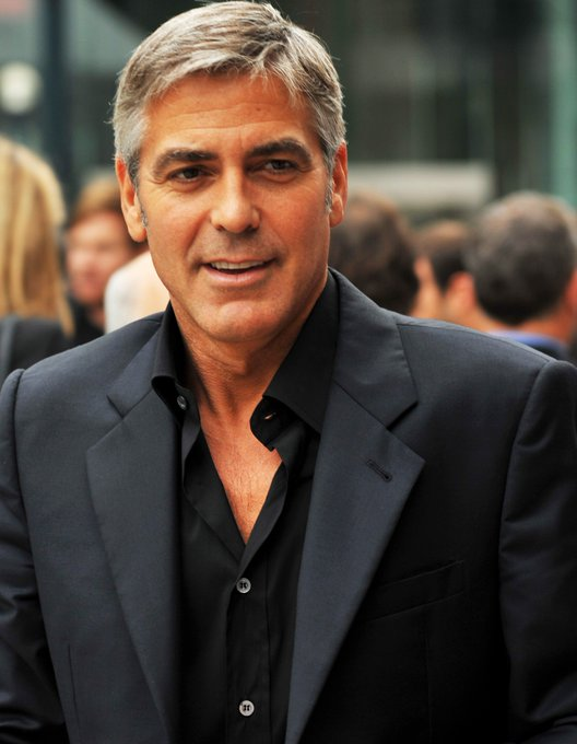 Happy 60th Birthday Mr. George Clooney!