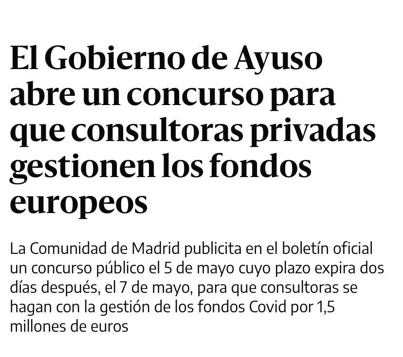 RT @AndaluciaSinVOX: Los aspirantes pueden mandar los sobres a Génova 13 https://t.co/YjBuD6CNXH