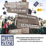Image for the Tweet beginning: En el ESPACIO #PILLAOSPRIMAVERA2021 tienes