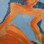Image for the Tweet beginning: Nueva exposición pictórica conjunta de
