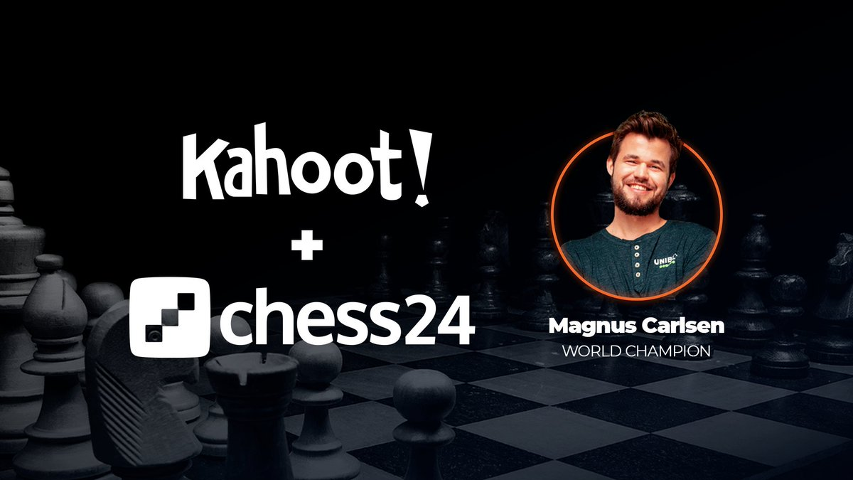 "test Twitter Media - Magnus Carlsen: ""I am happy that @KahootAcademy and chess24 are working together to share both the fun and enjoyment of chess as well as its rich history and culture with more people around the world, particularly young learners""  Check it out: https://t.co/I1ZKPmpjFM   #c24live https://t.co/fMIu46VOJd"