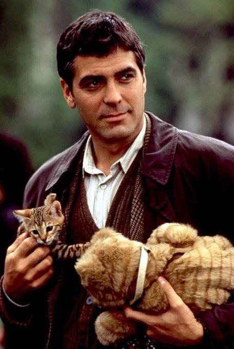 It\s George Clooney\s 60th birthday. Happy BD! Also, this is the only photo of him that matters.