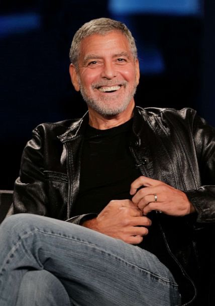 My first love George Clooney turns 60 today. This man ages like a truly fine wine. Happy Birthday Sir!