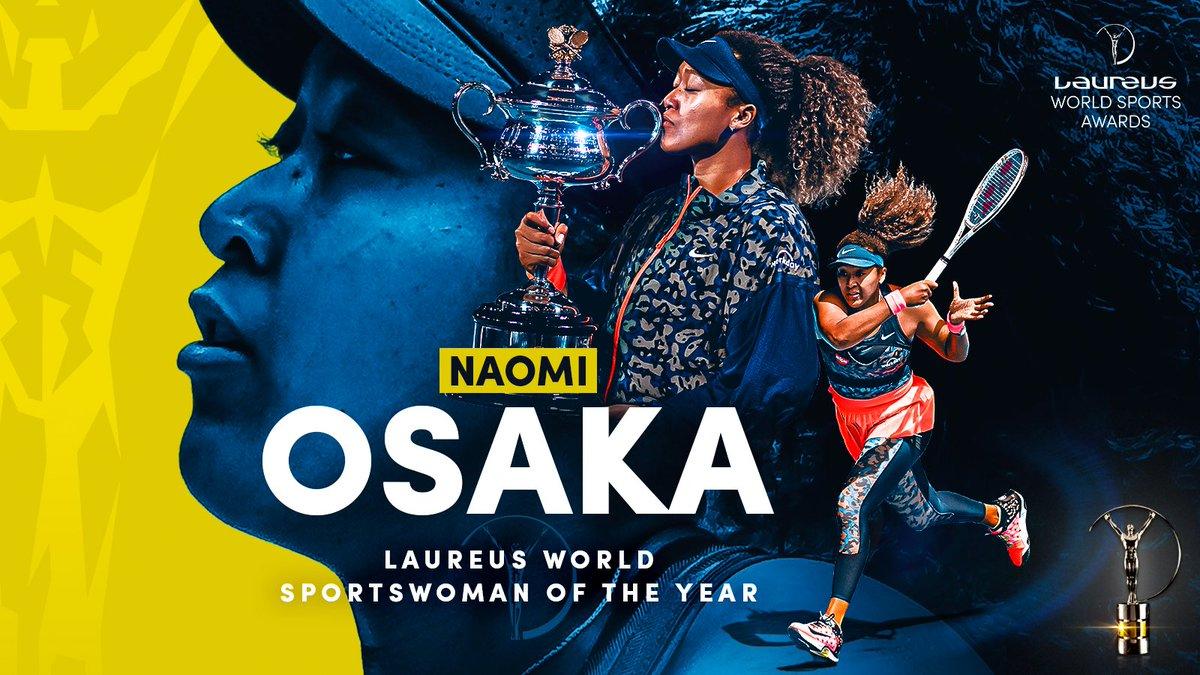 @LaureusSport's photo on Naomi
