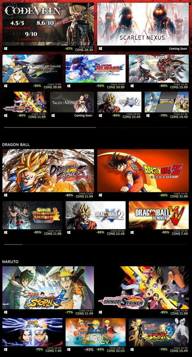 AniMay Sale on Steam