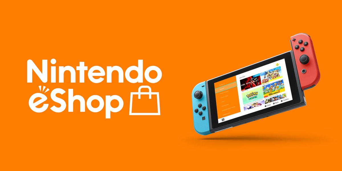 Weekly Digital Switch Game Sale on the eShop