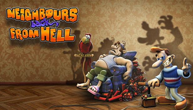 Neighbours back From Hell is $10.49 on Steam