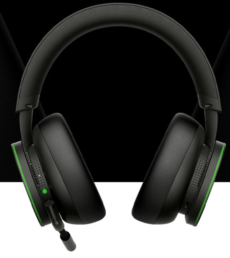 Xbox Wireless Headset is in stock at Microsoft 2