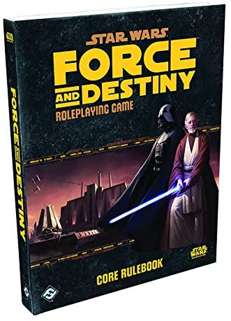 Star Wars: Force and Destiny - Core Rulebook  20% off