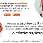 Image for the Tweet beginning: ⛽️ GALP ALMENDRALEJO | Estación