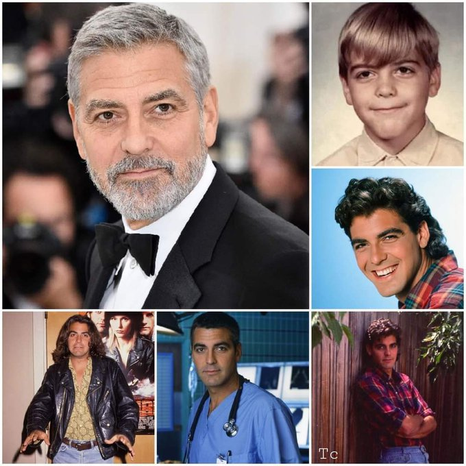 Happy 60th Birthday! George Clooney