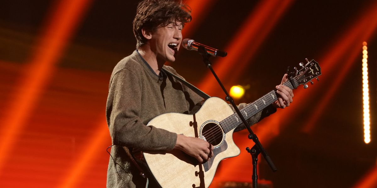 'American Idol' Star Wyatt Pike Announces Big Music News After Sudden Show Exit https://t.co/Mopy8alh15 https://t.co/7acE1RjWk5