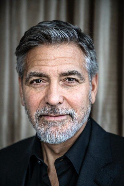 Happy Birthday, George Clooney. 60 years young today. And message isn\t cropping it