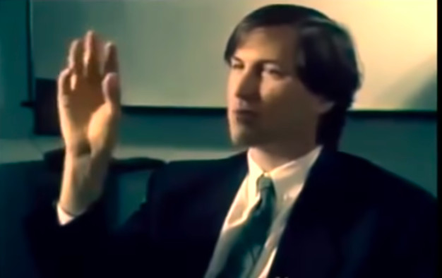 Steve Jobs Lost Interview 1990 Highly Recommended For Entreprenuers https://t.co/rBLFABnGRD https://t.co/HHPvIPNOfm
