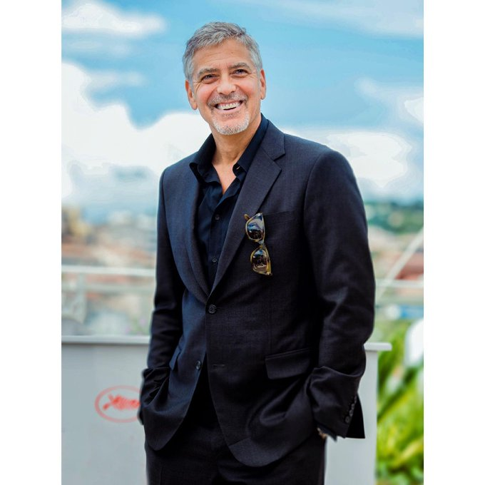 Happy 60th Birthday to George Clooney! via