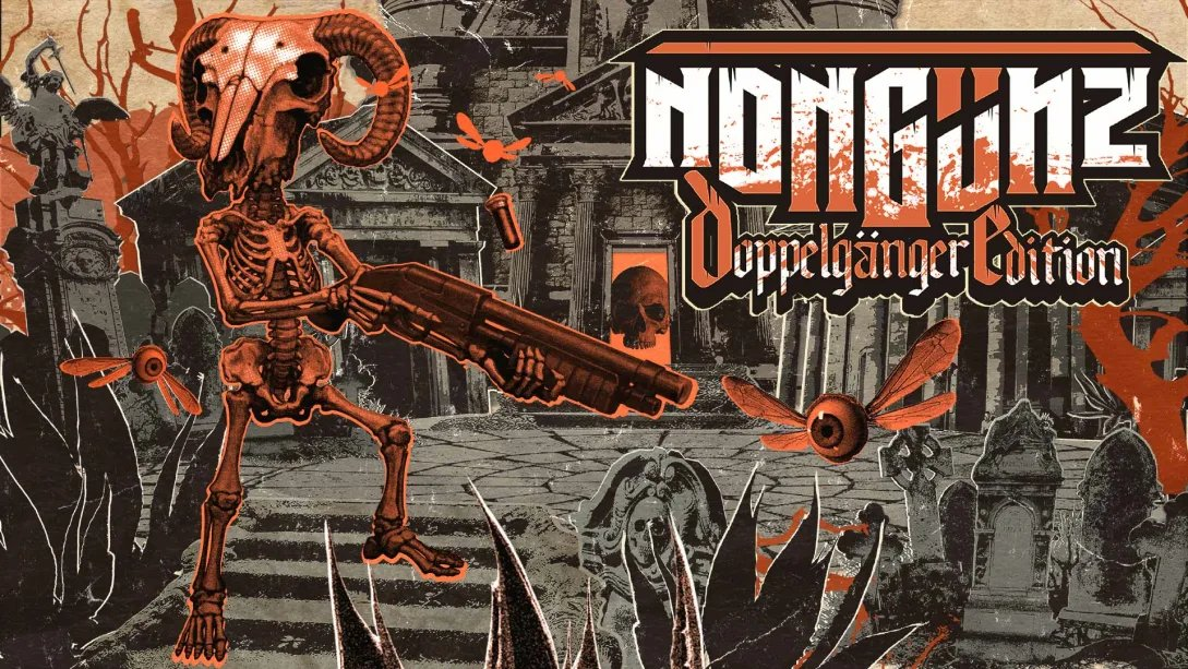 Nongunz: Doppelganger Edition (Switch) is 20% off on US eShop:  $11.99 lowest price ever
