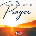 """Please take a moment today and join me in praying for our nation. This year's theme comes from 2 Corinthians 3:17, """"Now the Lord is the Spirit, and where the Spirit of the Lord is, there is liberty.""""  #NationalDayofPrayer #txlege"""