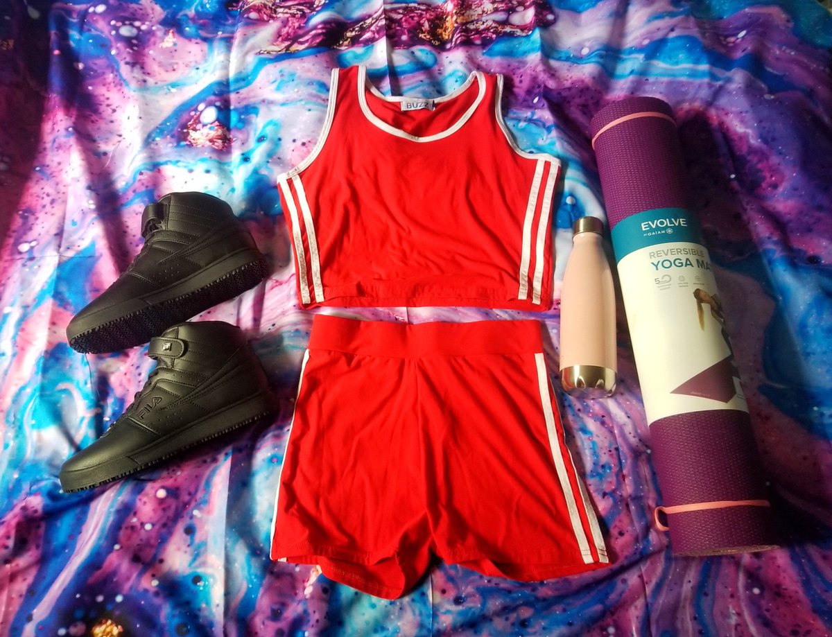 exercise outfit