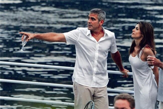 Happy Birthday, George Clooney! Splendido 60 enne.