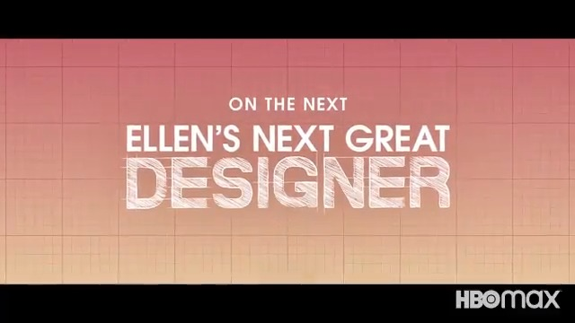 Here's a preview of the new episodes streaming now on @HBOMax. #EllensNextGreatDesigner