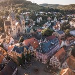 Image for the Tweet beginning: Heppenheim, Germany 🇩🇪 via: magictiron