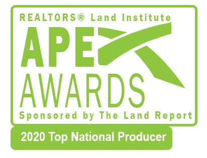 Congratulations to Dean Saunders, ALC, CCIM, founder, managing director & senior advisor of  @SaundersRealEst in Lakeland, FL, on receiving the @RLILand #APEX Award 2020 Top National Producer.   https://t.co/vXlIbfsexe #land #landforsale #landsales #realtors https://t.co/KmXINkxTEc