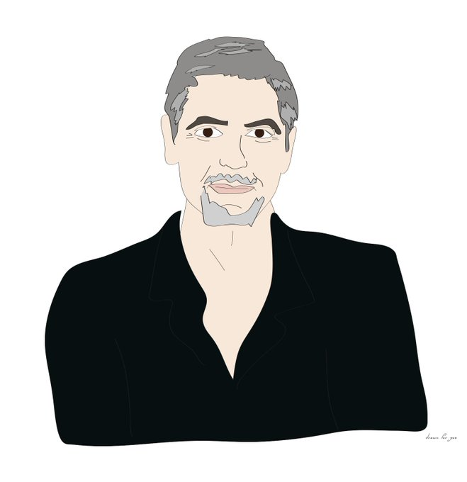Happy birthday to the ever handsome George Clooney who is 60 today!