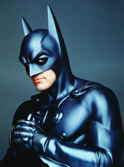 Happy 60th Birthday to actor George Clooney. You were awful as Batman though!