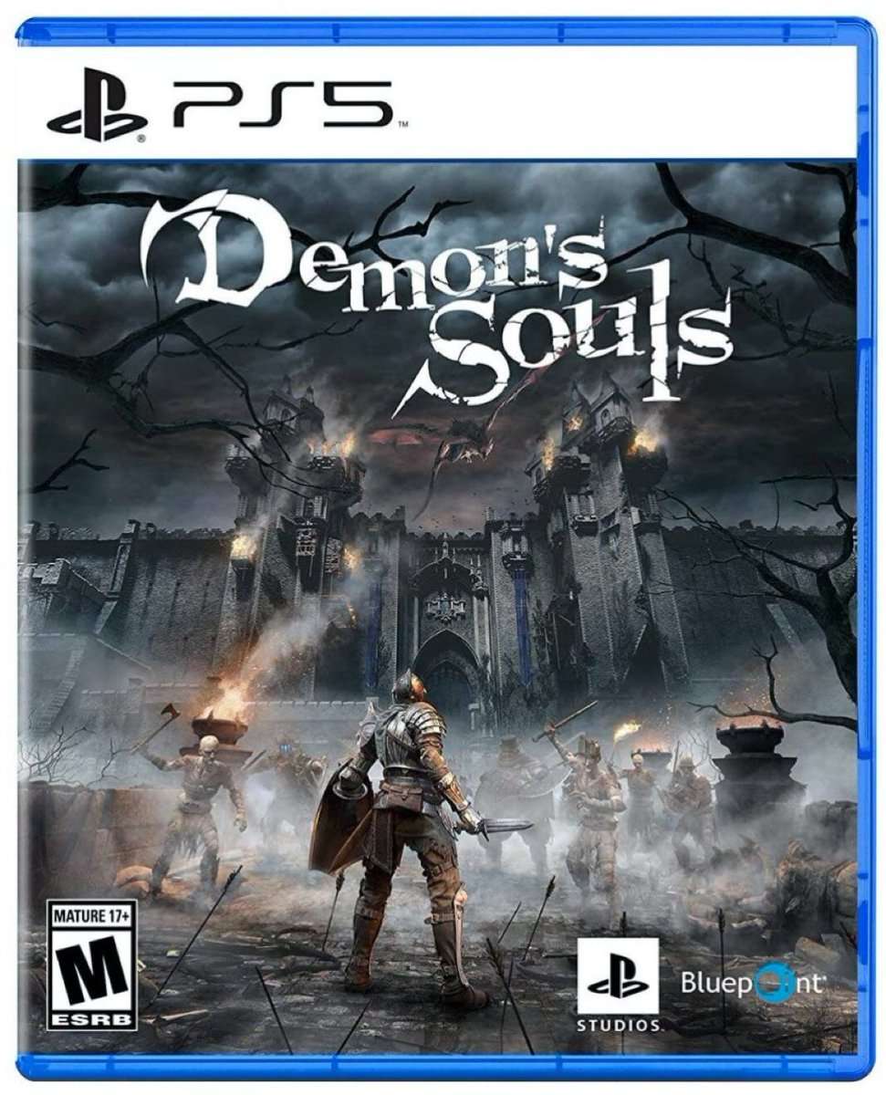 Demon's Souls PS5 $69.99  PlayStation Studios   Amazon USA