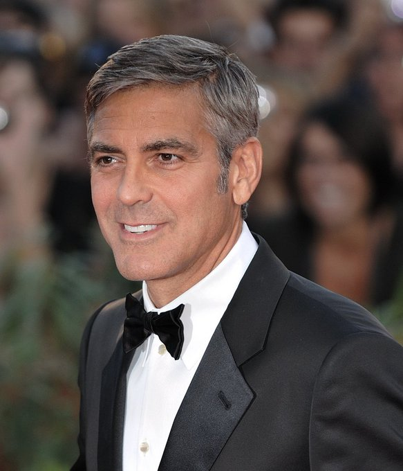 Man, he ages like a fine wine  Happy 60th Birthday George Clooney