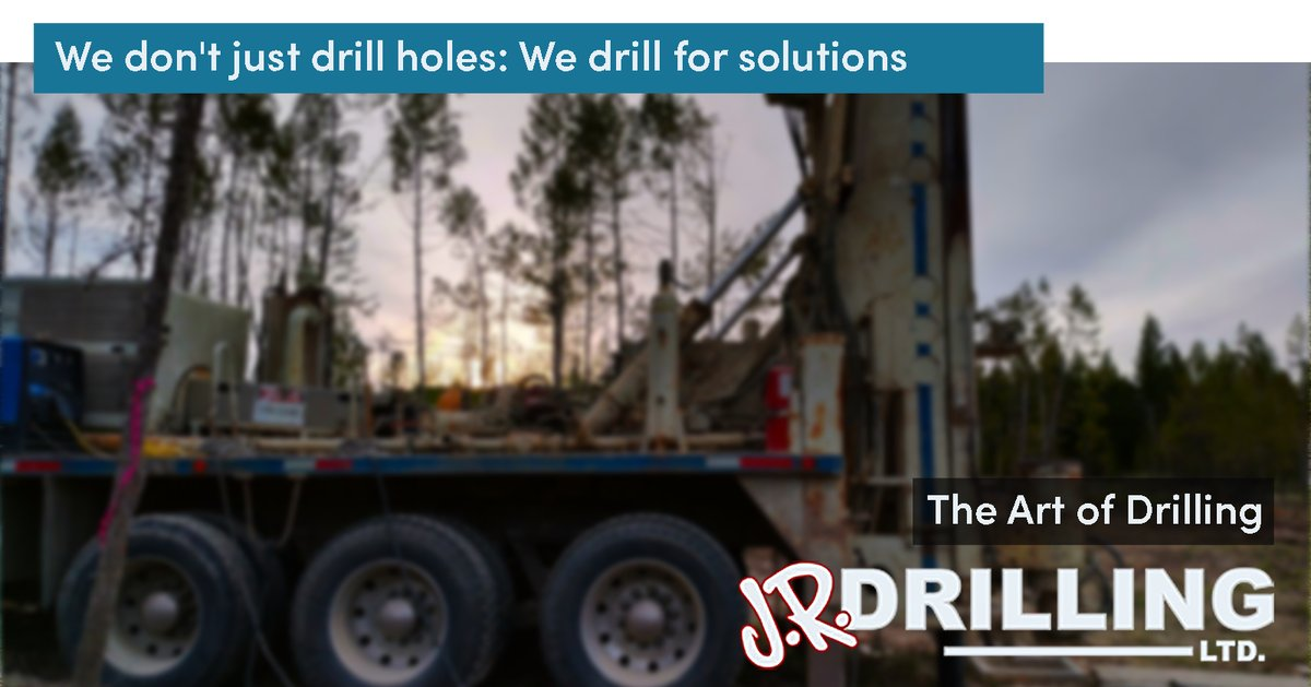 Drilling a Water Well for a new home. CALL US  +1 800 557 5070 https://t.co/QCYGipk4nR The ART of Drilling. #waterwelldrilling #irrigation #irrigationsystem #BC #alberta #kootenaylife #okanagan #winery #farmlife #farmer #industrial #subdivision #remoteworking https://t.co/DWwKfN82bv