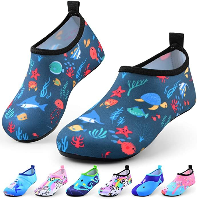 ad: As low as $8.98    Kids' Water Shoes    Link0 Link0