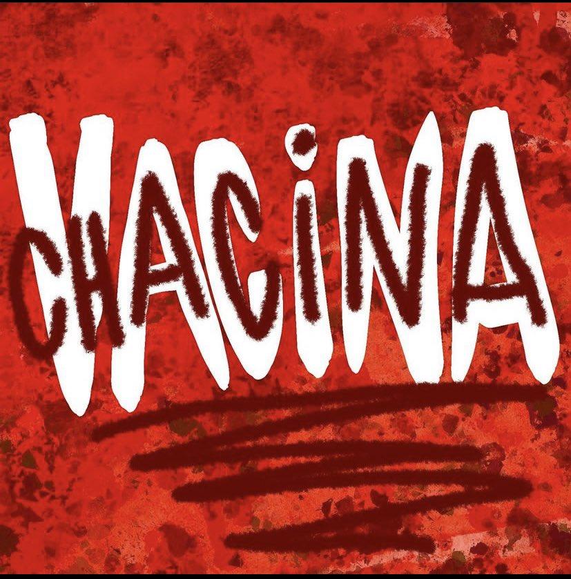 """""""O povo quer VACINA, e eles mandam CHACINA""""  @gduvivier #ChacinaDoJacarezinho https://t.co/EFiK26e9cv"""