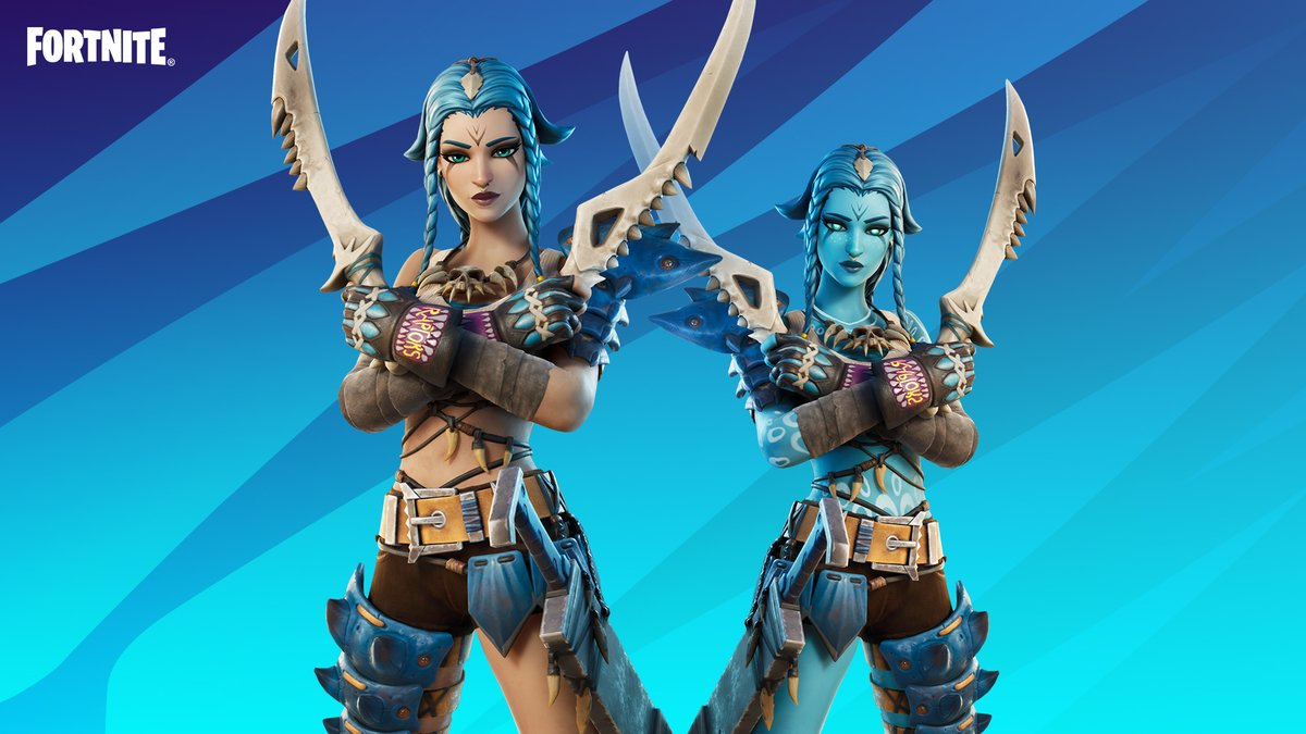 As far as she's concerned, she's the rightful leader of the Clan.  Grab the Gia Outfit now! https://t.co/4QTCPyWhDM