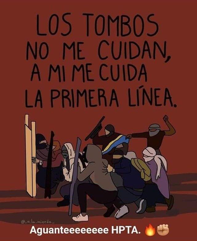RT @Tatan_0810: @Col_Informa @JuanaLaMarranaa 🇨🇴✊🇨🇴✊🇨🇴✊🇨🇴 https://t.co/fSI9tlBvHg