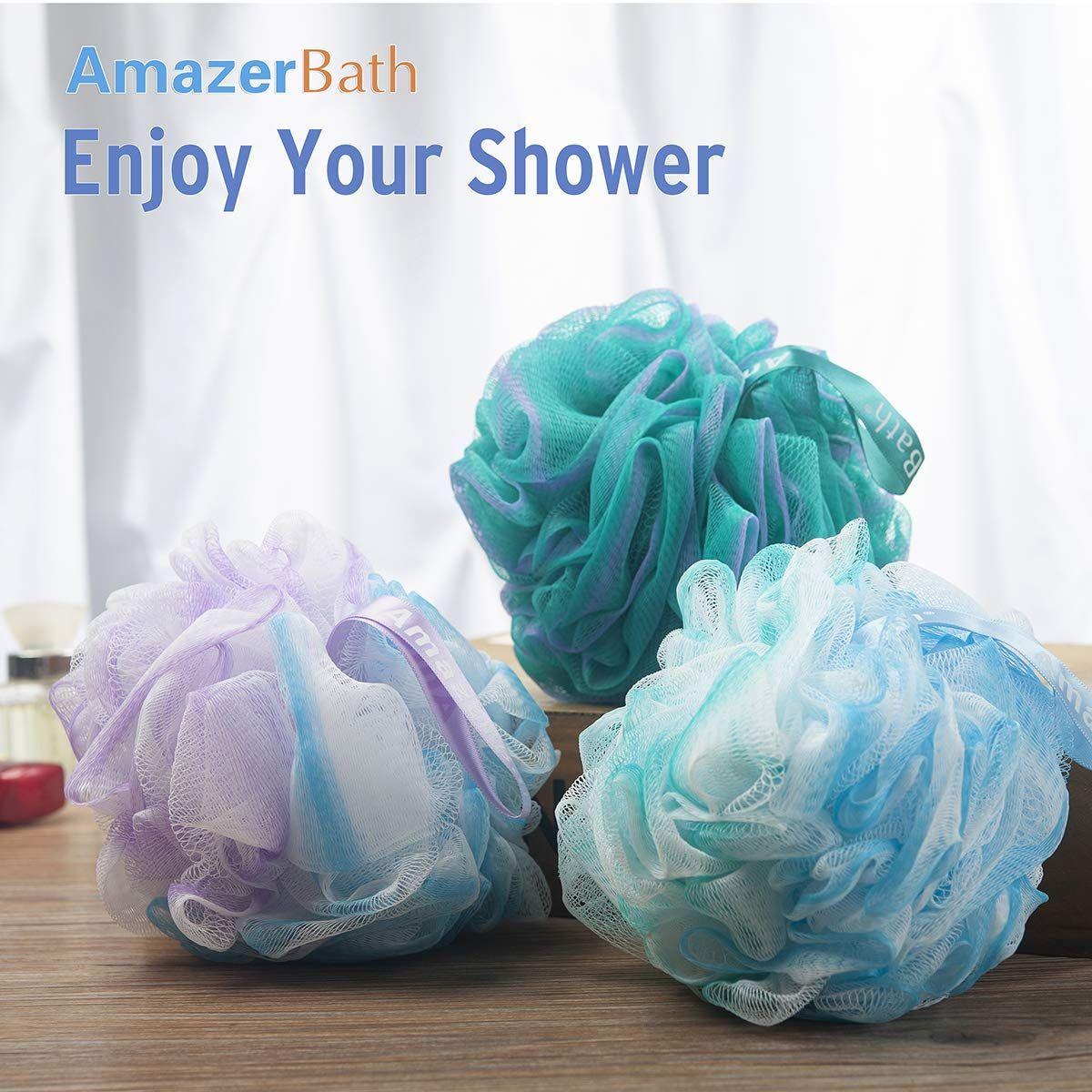 ad: $3.97 (20% off)  Shower Sponge Bath Loofahs (Set of 3)   Link0  Link0