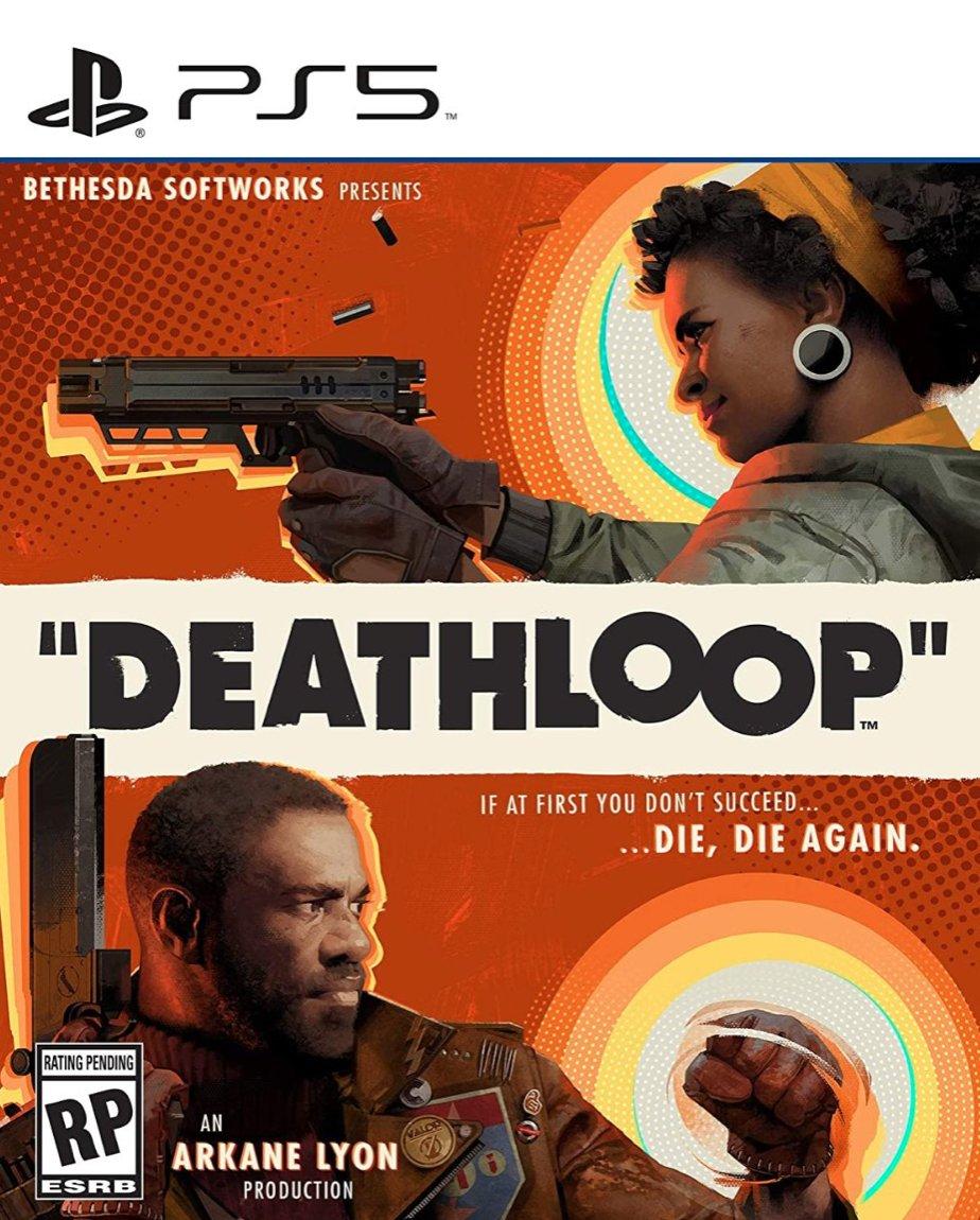 Deathloop PS5 $59.99  Amazon USA