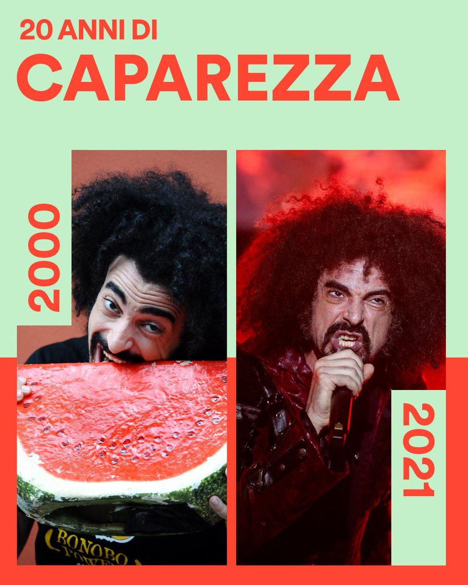 #Caparezza