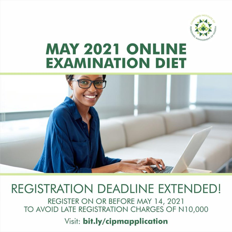 CIPM Extends May 2021 Online Examination Diet