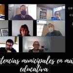 Image for the Tweet beginning: 🗓️Hoy, encuentro virtual del equipo