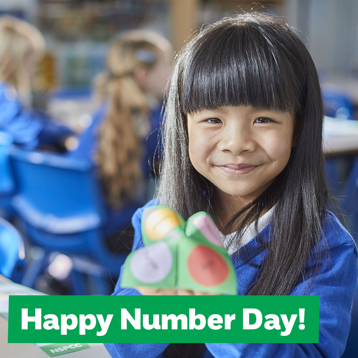 RT @NSPCC Happy Number Day! 💚 Huge thank you to everyone taking part in this fun, maths-inspired fundraising day for the NSPCC. Don't forget to tag us in your photos and share them using #NumberDay  https://t.co/3vpifoaMDw