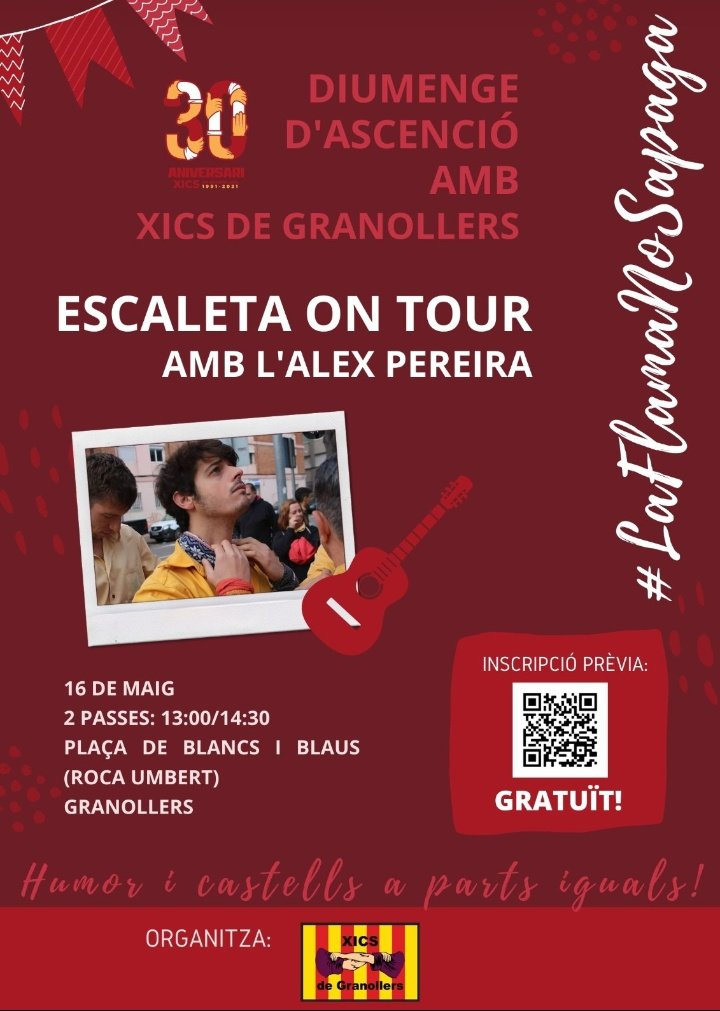 XicsGranollers photo